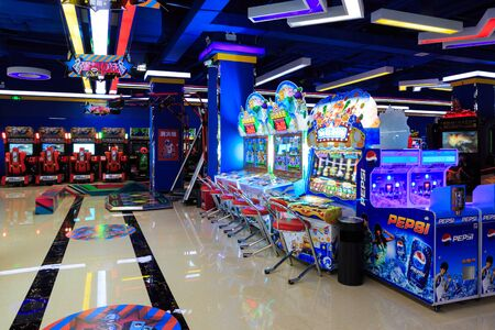 sala de juegos: The game room Editorial