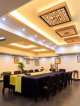 commercial painting: Conference room