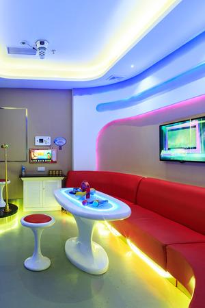 room: Karaoke room