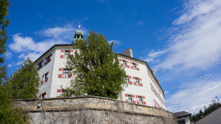 Schloss Ambras is a old Castle in Innsbruck located in the City Area of Amras. Its roots go back till the 10th Century. During existance the castle was destroyed and rebuilt several times.