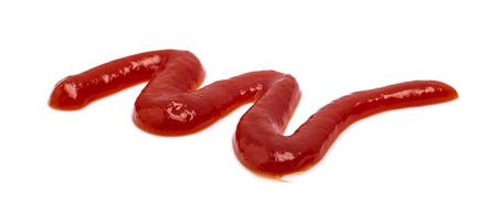 tomato sauce isolated on white background Stock Photo