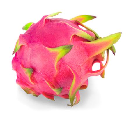 Dragon fruit isolated on white background Stock Photo