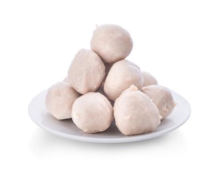 meatballs isolated