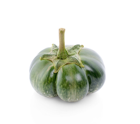 Thai Eggplant isolated on a white background Imagens