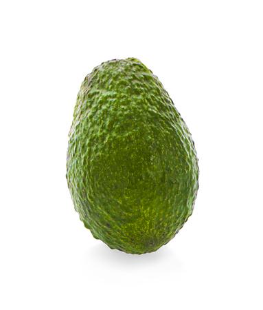 bergamot fruit with leaf isolated on white background Banco de Imagens