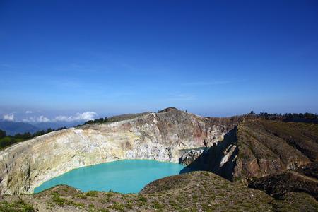 ende: Danau Kelimutu