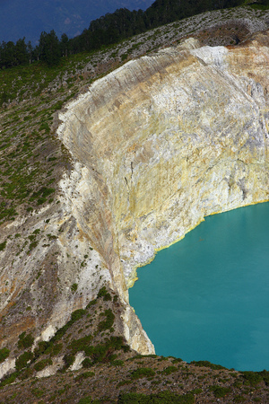 ende: Danau Kelimutu - Ende