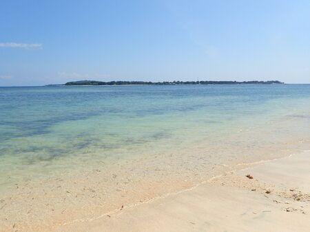 lombok: Gili Air - Lombok, Indonesia Stock Photo