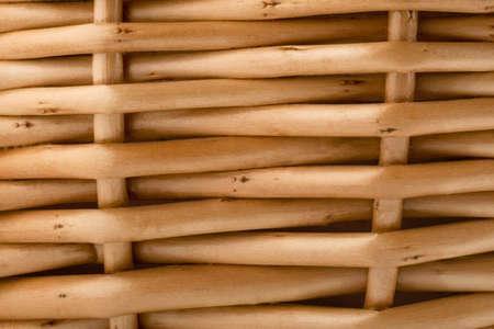 trenzado: la textura de sauce trenzadas