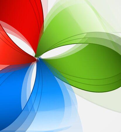 Abstract background illustration. Illustration