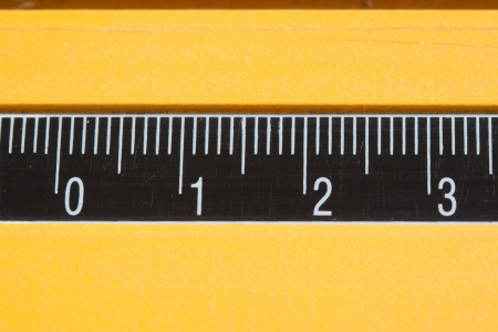 ruler scale photo