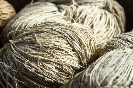 furl: hemp rope background