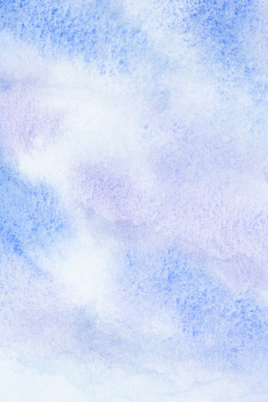 abstract and texture background watercolor on paper Stock fotó