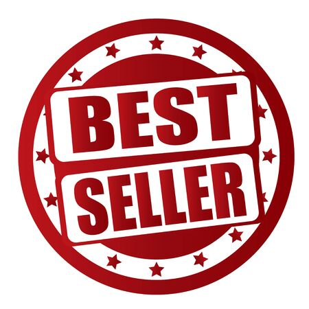 the seller: best seller star badge Illustration