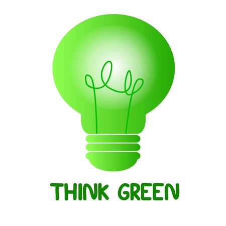 Eco products natural think green