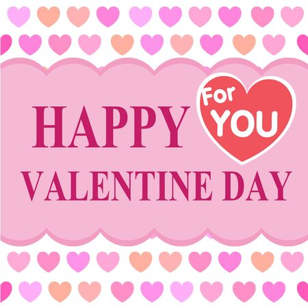 valentin day: happy valentin day heart colorful love you background