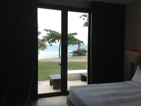 beside: Room beside the beach