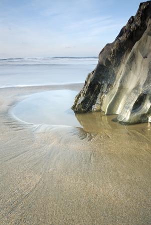 cornish: Cornish dusk seascape, North Cornwall