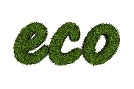 eco logo Stock Photo - 11324666