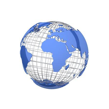 Globe Stock Photo - 11549005