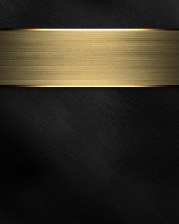 gold background: White Background with White Band Stock Photo