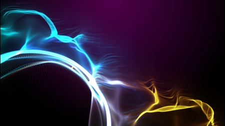 Abstract colorful background  Color Particles   plasma photo
