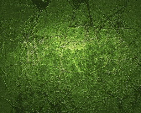 green background or green paper for Christmas card or Christmas background or for St  Patrick s Day background, with vintage grunge texture  photo