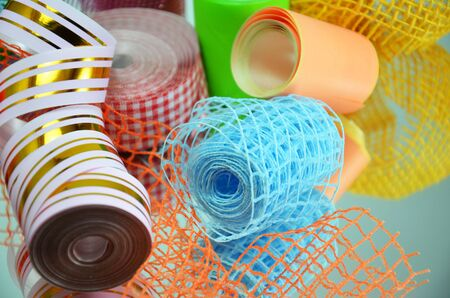 trumpery: Ribbons for gift wrapping