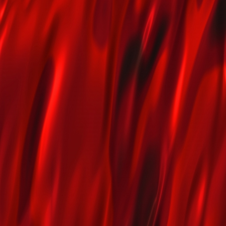 bright center: abstract red background or Christmas paper with bright center spotlight Stock Photo