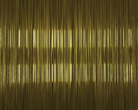 gold striped texture. photo