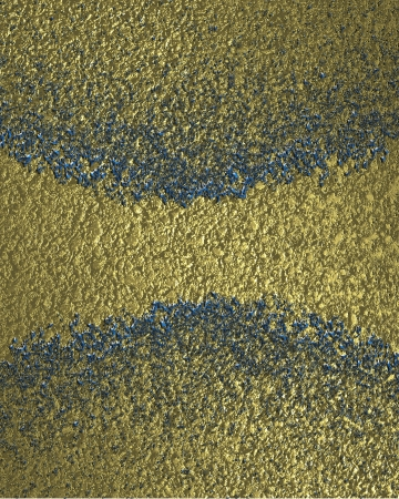 Abstract Gold background Stock Photo - 17346374