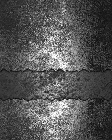 Template for design. Grunge rift iron Texture Stock Photo - 17837462