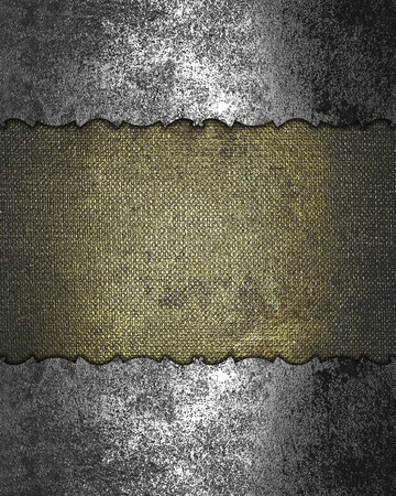 Template for design. Grunge rift iron Texture photo
