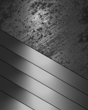Design template. Grunge metal texture with iron plates Stock Photo - 19217181