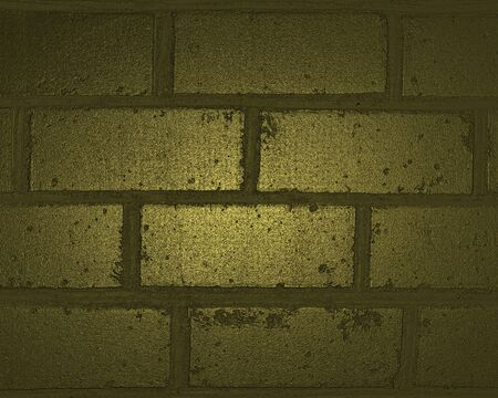 Texture from gold bricks photo