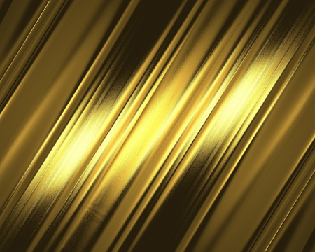 abstract gold background yellow design