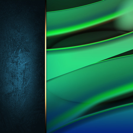 abstract background with blue sign Stock Photo - 23097605