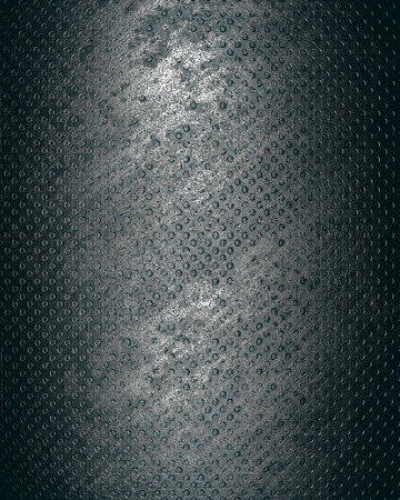 burnt edges: grunge blue and black background with soft lighting and burnt edges Stock Photo