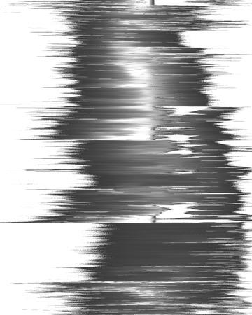 scuff: Template aluminum scuff on a white background