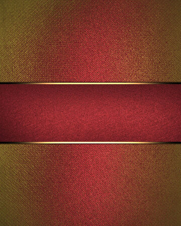 nameplate: Grunge red texture background with red nameplate