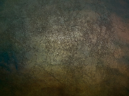 oxidized: Oxidized metallic texture (background). Template Stock Photo