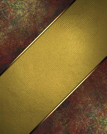 yelllow: Yelllow texture with grunge corners