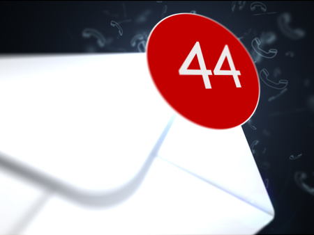 unsolicited: Many letters in the box