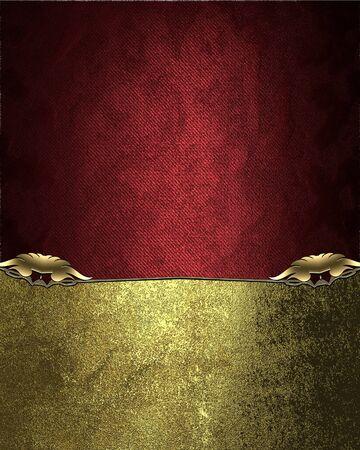 velvet texture: Red velvet texture with a rich golden ornaments.