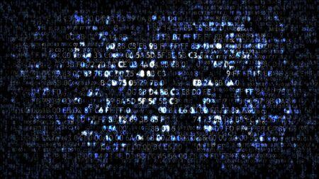 Blue computer hex code
