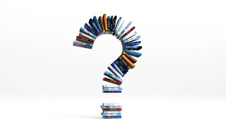 Questions and answers in textbooks. In search of knowledge. Training books.