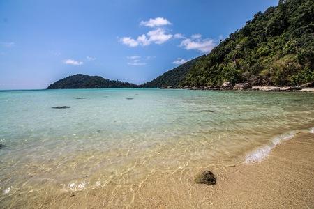 phang nga: Surin Island Phang nga Thailand Stock Photo