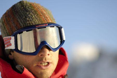 Ski expedition Stock Photo - 2522279
