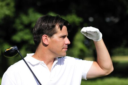 Golf Club Stock Photo - 3256374