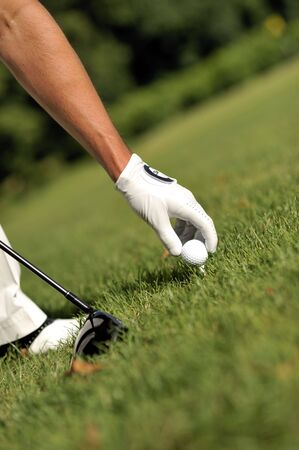 Golf Club Stock Photo - 3256379